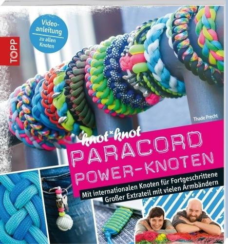 TOPP Knot Knot Paracord Power-Knoten - Mit internationalen Knoten