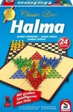 Schmidt Spiele Classic Line Classic line Halma