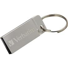 Verbatim USB-Stick Metal Executive 98750 USB 2.0 64GB silber