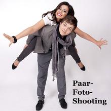 GUTSCHEIN: Paar-Fotoshooting 60 MIn. im Studio mit 4 bearbeiteten Fotos