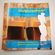 SkulpturenPark 2018 - Die Broschüre