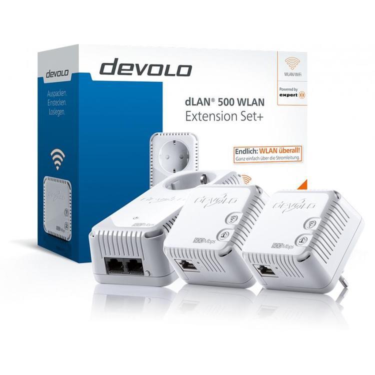 DEVOLO 9435 DLAN 500 Wlan Extension Set+