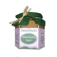 Sauerland Senf Weihnachtssenf