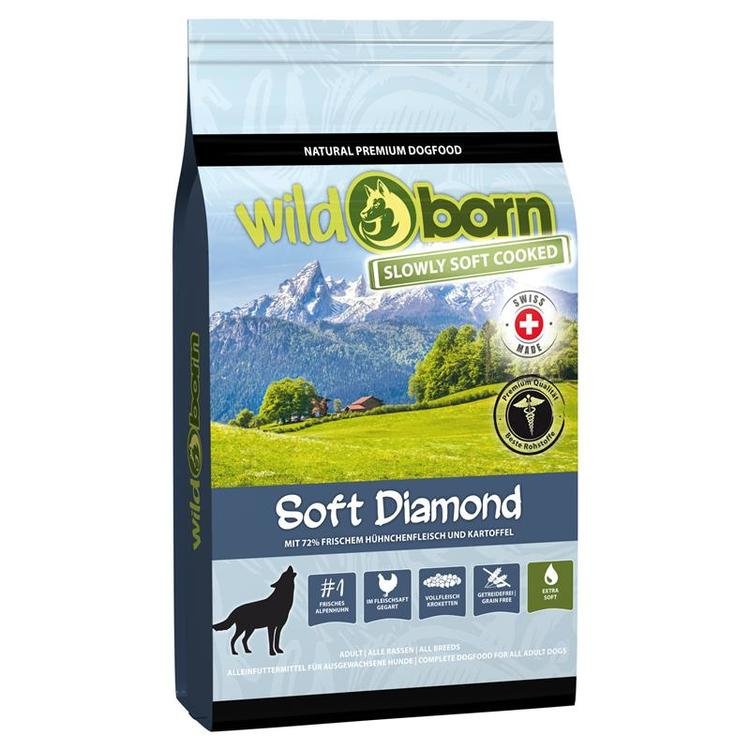 Wildborn Soft Diamond
