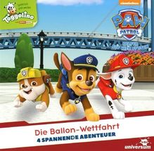 Paw Patrol. Tl.3, 1 Audio-CD