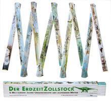 Erdzeitzollstock