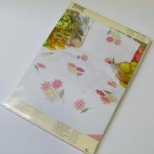 Stickpackung Tischdecke 80*80 cm Frühling