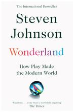 Wonderland   Johnson, Steven