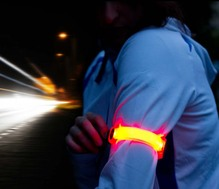 SeeYu - Neon LED Flash Armband