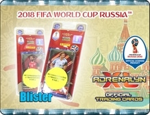 Adrenalyn FIFA World Cup Russia Blisterpack
