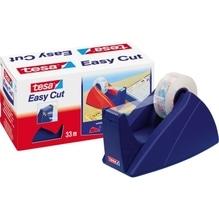 tesa Tischabroller Easy Cut 57421-00002 33mx19mm royalblau