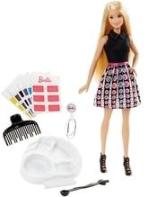 Mattel Barbie Haarfarben-Zauber