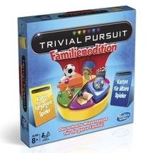 Hasbro 73013594 Trivial Pursuit Familien Edition