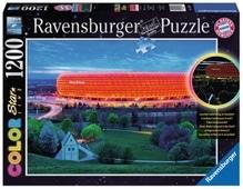 Ravensburger 161874  Puzzle Allianz Arena 1200 Teile