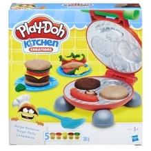 Hasbro B5521EU6 Play-Doh Burger Party