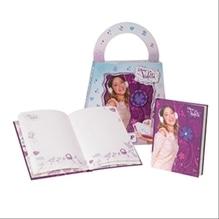 Disney Violetta Tagebuch mit Licht
