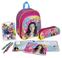 Disney Soy Luna Bundle Rucksack 4 teilig