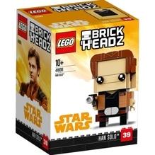 LEGO® BrickHeadz 2018_12, 141 Teile