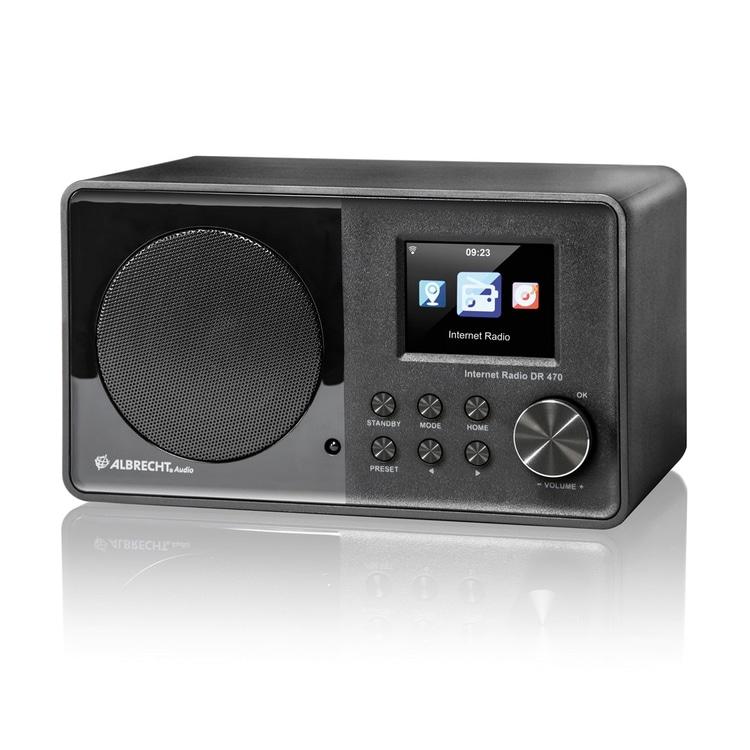 Internetradio DR470