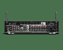 Kompakter 7.2-Kanal Full 4K Ultra HD Netzwerk-AV-Receiver NR1608/N1B