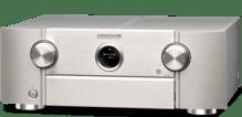 Netzwerk-AV-Receiver SR6011/N1SG silbergold