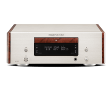 CD Player HD-CD1 silbergold