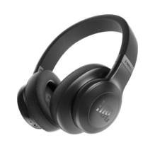Bügelkopfhörer E55 Bluetooth  schwarz