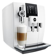 Kaffeevollautomat J6 Piano White
