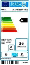 LED TV LED 24HD151 SAT titan