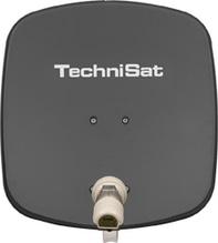 DigitalSat-Antenne DigiDish 45 Universal-V/H-LNB schiefergrau
