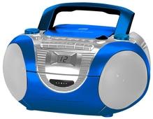 CD-Radiorecorder SCD 5350 blau