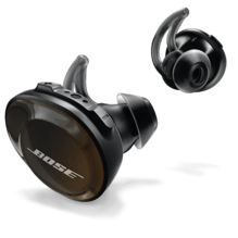 SoundSport® Free wireless headphones, schwarz