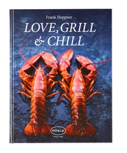 Grillbuch 'Love, Grill & Chill'