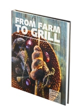 Grillbuch ' From Farm To Grill'
