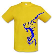 Löwenshirt - gelb