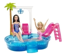 Mattel Barbie Glam Pool!