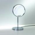 Kosmetikspiegel - beleuchtet stehend oder hängend