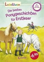 Die besten Ponygeschichten für Erstleser