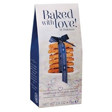 Baked with Love Cheddar, 75g