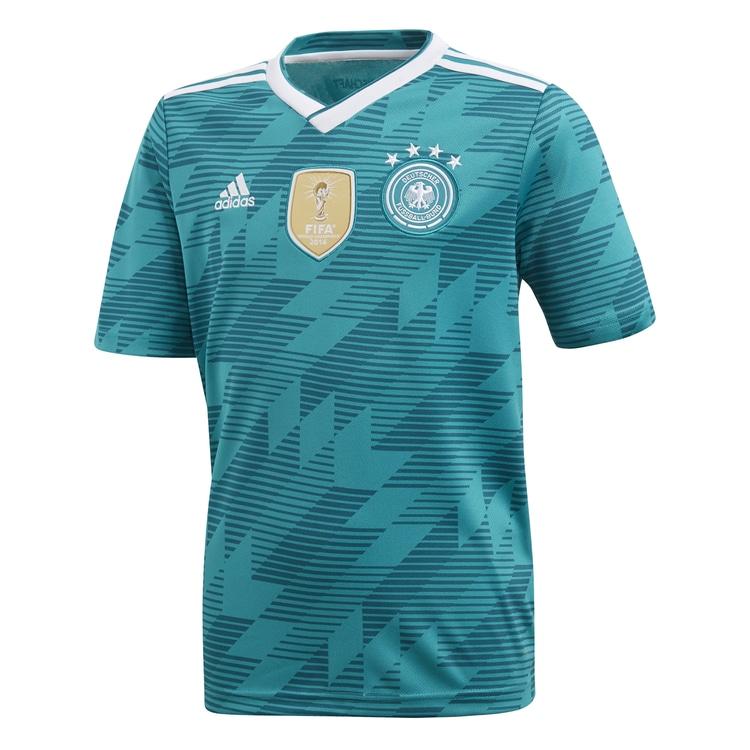 adidas DFB Deutschland Trikot Away Kinder WM18