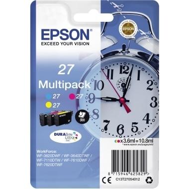 Epson Tintenpatrone C13T27054022 27 c/m/y 3 St./Pack.
