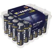 Varta Batterie 4106229224 AA Mignon 24 St./Pack.