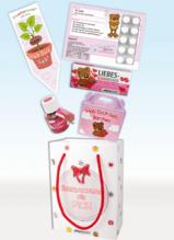 Geschenkset Liebe (10,20 EUR / 100g)