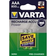 Varta Akku Ready2Use Rechargeable Phone Akku 56703101402 2 St./Pack.