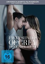 Fifty Shades of Grey - Befreite Lust, 1 DVD (Unverschleierte Filmversion)