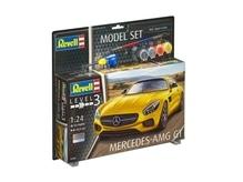 REVELL Model Set Mercedes AMG GT
