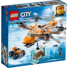 LEGO® City 60193 Arktis-Frachtflugzeug, 277 Teile
