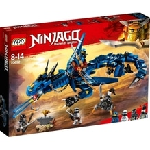 LEGO® NINJAGO® 70652 Blitzdrache, 493 Teile