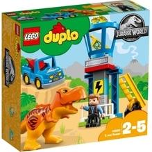 LEGO® DUPLO® 10880 Jurassic World? T-Rex Aussichtsplattform, 22 Teile