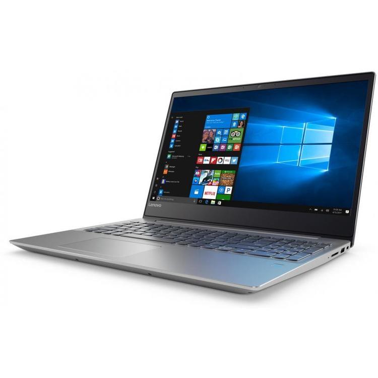 Lenovo Ideapad 720-15IKB Grau / I5-7200U / 8GB / 128GB SSD+1TB / Radeon RX550-2GB / kein DVD / 15' FHD IPS / Premium